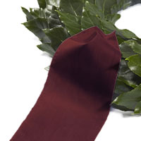 Funeral ribbon bordeauxred