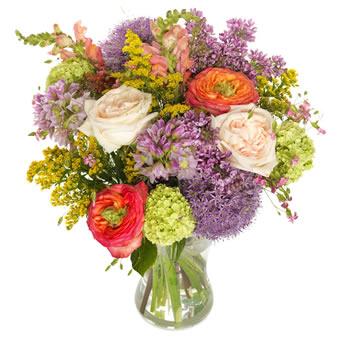 Euroflorist bloemen bezorgen