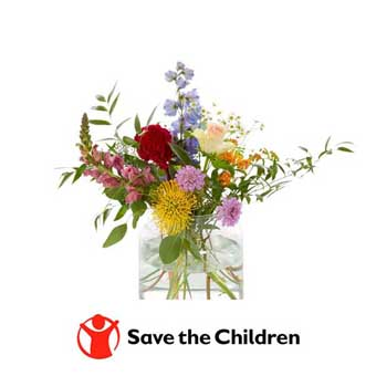 Save the children color