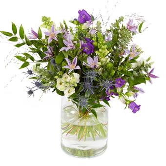 Bloemen Bezorgen Op Moederdag Met Euroflorist
