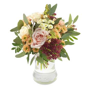 Gentle autumn bouquet