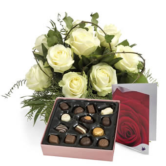 White Rose Giftset