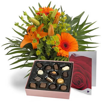 Orange giftset