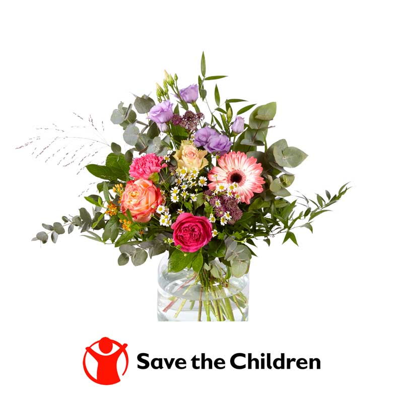 Save the children bright