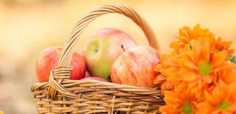Fruitmand bezorgen en fruitmand versturen