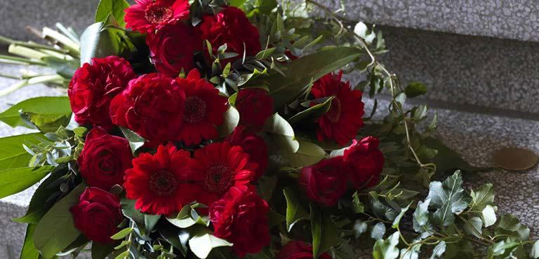 Christmas florist designs