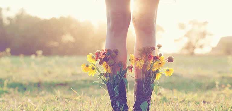 Send spring flowers
