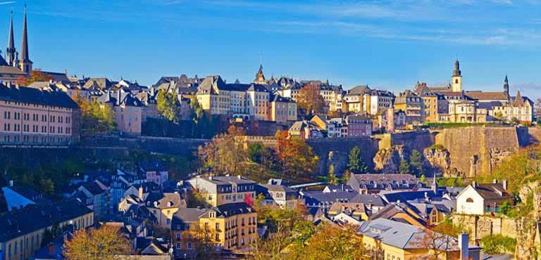 Stuur bloemen naar Luxemburg