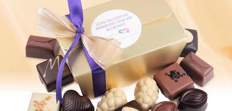 Valentijnsdag chocolade bezorgen
