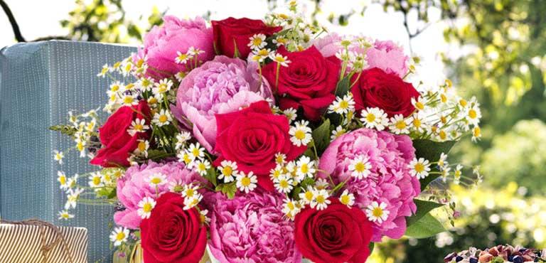 Zeg gefeliciteerd met bloemen!