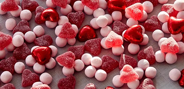 Valentijnscadeaus bezorgen
