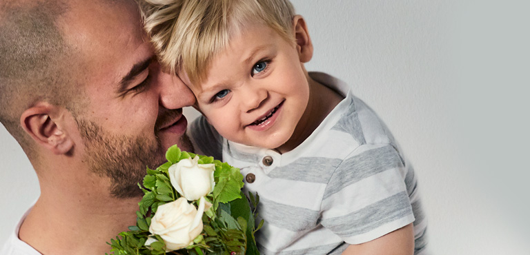 Vaderdag bloemen bestellen