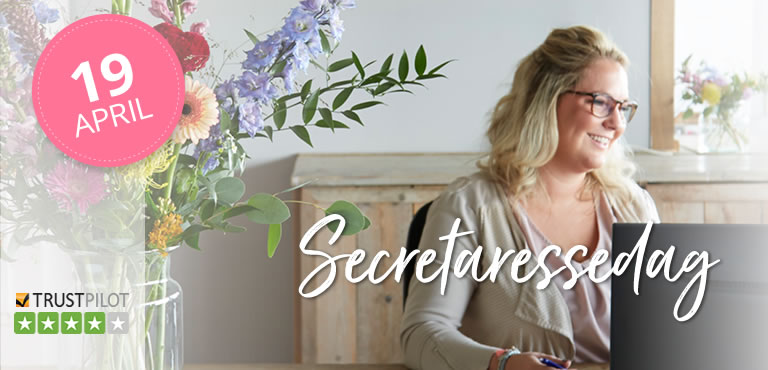 Secretaressedag - 19 april