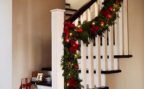 Kerstster en decoratie
