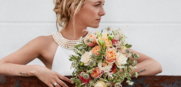 Bruiloft bloemen bezorgen