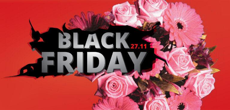 Black Friday Bloemen - 15%* korting met code BF2020